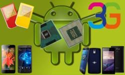 Top 10 Quad Core 3G Android Dual SIM Smartphones Under Rs 10,000
