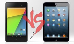 New Nexus 7 Versus iPad Mini: Which One Would You Choose?