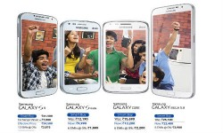 Galaxy S4, S Duos, Core And Mega 5.8: Samsung Offering Special Discounts on Friendship Day