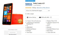 Lumia 625 Pre Orders Up in India: Is It Nokia's Recipe of Success Against These 5 Android Handsets?