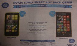 Nokia Introduces Rs 6,000 And Rs 4,000 Discount on Lumia 620 And 520 In Exchange of Old Handsets