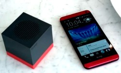 HTC BoomBass Mini Speaker With NFC and Bluetooth Announced