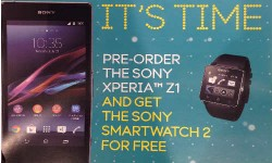 Sony Xperia Z1 Leaks Ahead of Announcement: Free Sony SmartWatch 2 to Come in Selected Market