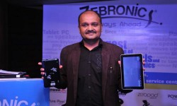 Zebronics Marks An Entry Into Tablet Space With Zebpad 7T100, Zebpad 7c, Zebpad 9c Launch in India