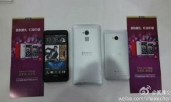 HTC One Max: Latest Leaked Picture Shows Side-by-Side Comparison with HTC One