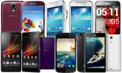 Top Latest Android Smartphones With 13 MP Plus Camera Available In India In October 2013