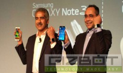 Samsung Galaxy Note 3 And Galaxy Gear Launched in India for Rs 49,990 And Rs 22,900
