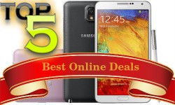 Samsung Galaxy Note 3 Phablet: Top 10 Online Deals In India Buy Right Now