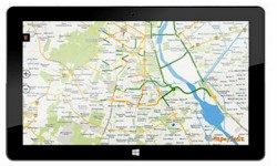 MapmyIndia for Android, Windows Phone and Windows 8 Updated with Real Time Traffic Information