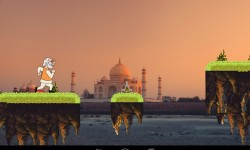 Mario-Like Game On Narendra Modi Available For Free For Android