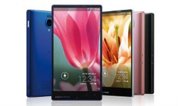 Sharp Unveils Ultra-Slim Bezel Aquos Smartphone Range: Xx And Xx Mini With Snapdragon 800