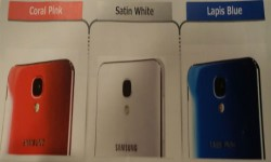 Samsung Galaxy J: 5 Inch Full HD Monster Inspired by Samsung Galaxy S4 and Galaxy Note 3 Revealed