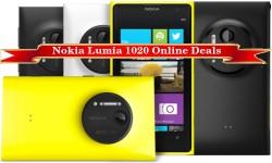Nokia Lumia 1020: Top 7 Best Online Deals in India