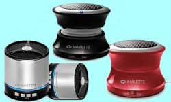 Amkette Debuts New Range of Speakers and Headphone Under Metal, Solo, Free Spirit and Slix Series