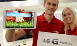 LG G Pad 8.3 Vs Rivals: iPad Mini, Google Nexus 7 And More