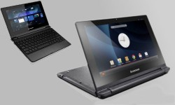 Lenovo IdeaPad A10: 10 Inch Display, Mid Range Androidbook Coming Soon