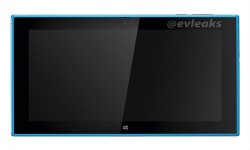 Nokia Lumia 2520 Update: 10.1 Inch Windows RT Tablet Spotted in Cyan Color
