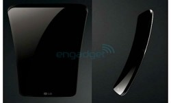 LG G Flex: First Press Images of 6 Inch Curved Smartphone leaked