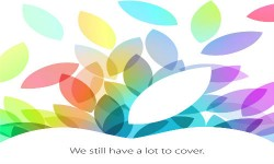 Apple October 22 Launch Event: iPad 5, iPad Mini 2 Coming Along With Updated MacBook Pro