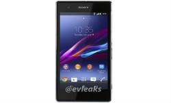 Sony Xperia Z1S Image Leaks: Suggests at 2013 Launch