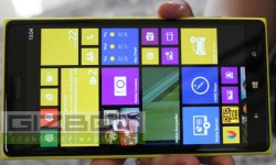 Nokia Lumia 1520 Launched With 20 MP Camera And 6 Inch FHD Screen