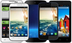 Top 10 Latest Micromax Phablets With Android Jelly Bean Available On Heavy Discount