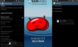 Samsung Rolls Out Official Android 4.3 Update for Galaxy S3 Handsets