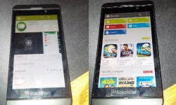 BlackBerry 10 Devices Might Reportedly Install Apps Directly from Google Play Store