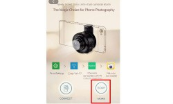 Camera360 for iPhone Finally Gets Updated to Support Sony QX Camera Lens