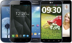 Top 20 Latest Mid Range Android Jelly Bean Smartphones To Buy In India