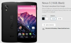 Nexus 5 Goes Out Of Stock in India Again: 5 Best Alternatives to the Google Smartphone
