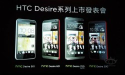 HTC Launches Desire 700, Desire 601, Desire 501, and Desire 300: What About Specs?