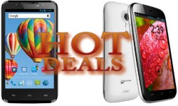 Top Online Deals On Karbonn Titanium S7 And Micromax Canvas HD A116i Launched In India