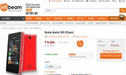 Exclusive: Nokia Asha 500 Spotted Online At Rs 9,524: Launch Date Set for Third Week of December