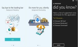 UC Browser Version 3.3 for Windows Phone to Support Wi-Fi Sharing and More