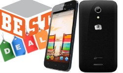 Micromax A114 Canvas 2.2 HD Quad Core Android Smartphone Now On Sale in India: Top 5 Online Deals
