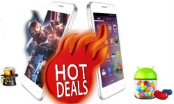 MTS-Micromax Canvas Blaze MT500 with Dual-SIM, 5 Inch, 8 MP Camera, Smartphone: Top 5 Online Deals