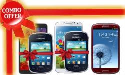 Christmas Cracking Combo Deals: Top 10 Samsung Smartphones to Buy in India