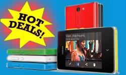 Nokia Asha 500 Dual SIM Wi-F, 2MP Camera, Wi-Fi Enabled, 1200mAh Battery Feature: Top 7 Online Deals
