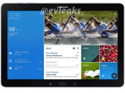 Samsung Galaxy Note Pro Update: 12.2 Inch Tablet Gets Leaked Again