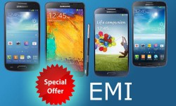Top 10 Samsung Smartphones Available With Best EMI Offers in India