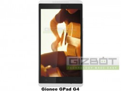 Exclusive: Gionee GPad 4 and Gionee M2 Leak in Detail, Coming to India in January 2014