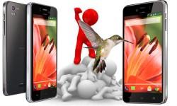 Lava Iris Pro 30 Quad Core, 8MP Camera Android Smartphone: Top 10 Rivals