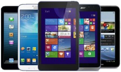Dell Venue Pro 8 Faces Firing Squad: Top 10 Competitors In India