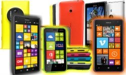 Top 10 Nokia Lumia Windows Phones Available With Best EMI Offers In India for February 2014