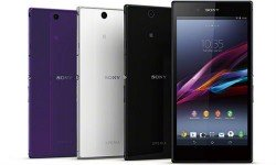 Sony Xperia Z Ultra WiFi Only Variant With 6.4 Inch Display Goes Official