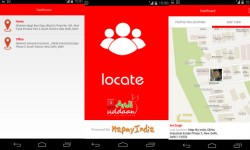 MapmyIndia Ties Up with iBall: Locate App Now Supports SOS Safety Feature in Andi Udaan
