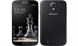 Samsung Galaxy S4 and Galaxy S4 Mini Black Edition goes official with Faux-Leather back