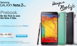 Samsung Galaxy Note 3 Neo Up for Pre-order in India at Rs 38,990: How is it Different From Note 3?