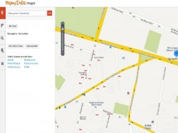MapmyIndia Revamps Its Web User Interface and More